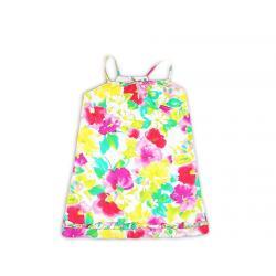 Bawełniana sukienka-tunika Zara
