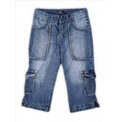 Jeansowe spodnie Zara