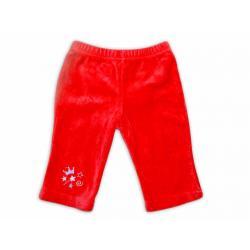 Welurowe spodnie EarlyDays