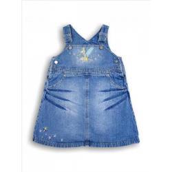 Jeansowa sukienka Disney