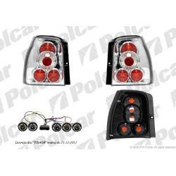 SEAT AROSA 01.01- LAMPY TYLNE KPL.