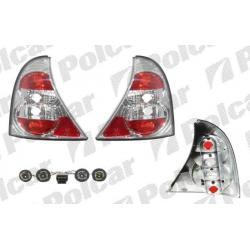 RENAULT CLIO II LAMPY TYLNE TUNING