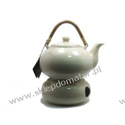 Dzbanek z podgrzewaczem - 1.7 litra - marmurek - Herbata GRATIS!!!