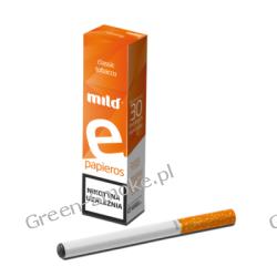 Jednorazowy elektroniczny papieros Mild standard