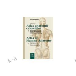 Atlas anatomii człowieka Wolfa-Heideggera. Tom 1-2 + indeksy