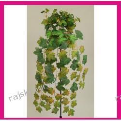 Kwiat sztuczny - Bluszcz - PIĘKNA DEKORACJA W DOMU