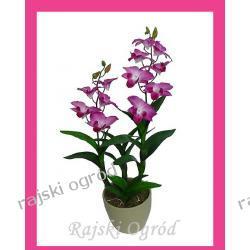 Dendrobium Storczyk sztuczny kwiat KWIATY DEKORACJ