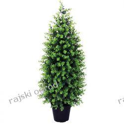 sztuczne drzewko SZCZĘŚCIA TUJA CYPRYS 120cm