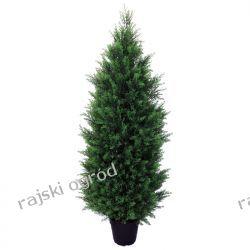 sztuczne drzewko TUJA CYPRYS BRABANT 120cm