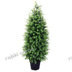 sztuczne drzewko TUJA CYPRYS DRZE SZCZĘŚCIA 90cm