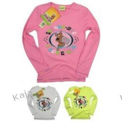 SCOOBY- DOO i List - bluzka dla dziewczynki - 46106-S
