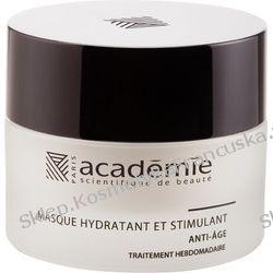 NOWOŚĆ ! Maska bankietowa anty-age 2w1  Academie - Masque Hydratant et Stimulant Anti-Age
