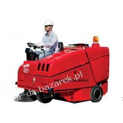 Zamiatarka zasilana silnikiem benzynowym i gazem RCM Mille SK Dual Fuel Myjki ciśnieniowe