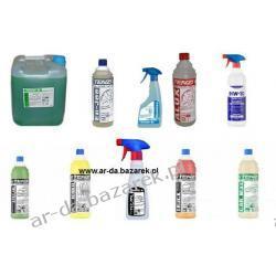 Płyny myjące firmy TENZI