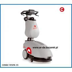 Zmywarka do posadzek COMAC Vispa-35 B Myjki ciśnieniowe