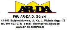 FHU AR-DA D. Górski