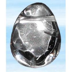 TALIZMAN amulet OCHRONNY kryształ górski - usuwa wszelkie złe energie i blokady energetyczne - służy do tworzenia energetyzującej wody kryształowej