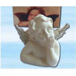 Figura anielska na ołtarzyk magiczny - 40x30 mm - także do dekoracji gabinetów magicznych