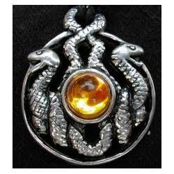 Amulet Druidów - połączenie mocy wszystkich żywiołów - ochrona, wsparcie, siła do działania
