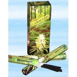 Cannabis /Konopie  - 20 kadzidełek - usuwa depresje, dodaje energii i wiary we wlasne sily