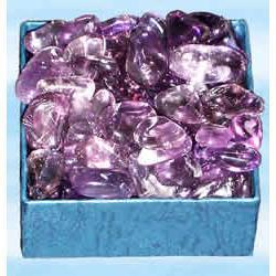 Ametyst 100 g - do tworzenia wody ametystowej - najwyższa jakość kamieni szlachetnych