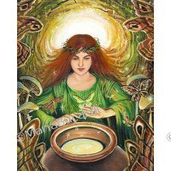 7 - dniowy rytuał  celtycki - Damony - by dowiedzieć się prawdy o danej sytuacji np. w miłości, biznesie...