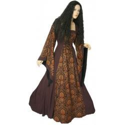 Unikat - Suknia magiczna Bryanna - 36, 38, 40, 42 i 44 - dlugosc 150 cm od projektantki