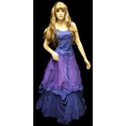Magiczna suknia gotycka rozmiar: 38-40