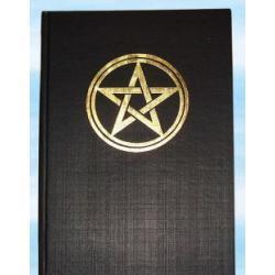 Ostatnia szansa - Księga Cieni z pentagramem, okładka len