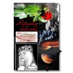 DVD - Rytuały miłosne - najlepsze zaklęcia uroki i czary miłosne Ezoteryka