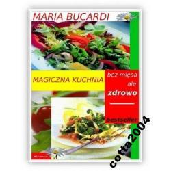 DVD - Magiczna kuchnia - dieta wegańska, witariańska, wegetariańska Ezoteryka