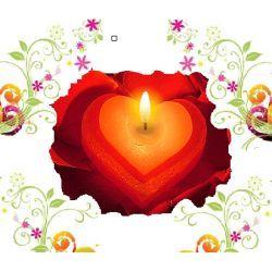 Rytuał miłosny 15 lutego 2013 by aktywować i przyciągnąć miłość wspólny z Marią Bucardi