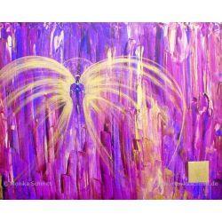 MILOSC - 30 dniowy - Rytuał miłosny Archanioła Haniela - energie anielskie dla sfery miłości i związku