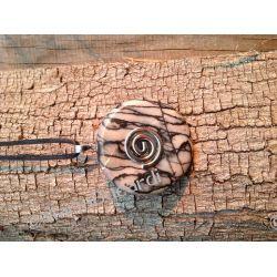 Anielski talizman by cieszyć się życiem, dostrzegać piękno dookoła i radować się każdą sekundą, kreatywności od Marii Bucardi