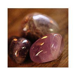 TALIZMAN amulet AMETYST - przyciąga miłość - spirytualny i ochronny kamień magiczny