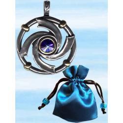 Wir atlantydzki - poświęcony i namaszczony amulet z Atlantydy usuwa to, co stare i robi miejsce dla nowego