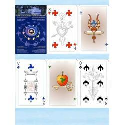 72 karty Tarota - Eleny Anapovej - 5,7 x 8,7 cm