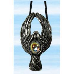 Anioł dobra, ochrony, spokoju i harmonii - 20 x 30 mm - w formie naszyjnika