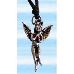 Anioł Stróż - Twój codzienny towarzysz w formie naszyjnika - chroni, wskazuje drogę