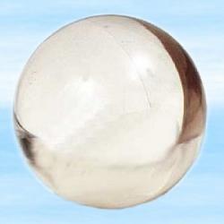 Kryształowa kula do przewidywania przyszłości, medytacji, rytuałów - średnica 8 cm.