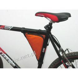 Sakwa rowerowa trójkątna pod ramę