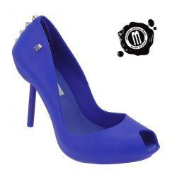"""MELISSA """"SPIKES"""" blue"""