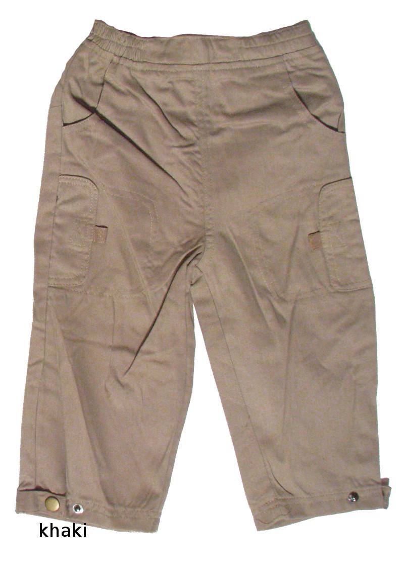 spodnie dla chłopczyka (bojówki)