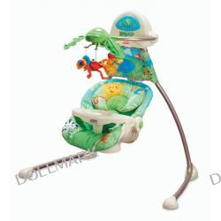 FISHER PRICE K6077 HUŚTAWKA KARUZELA RAINFOREST