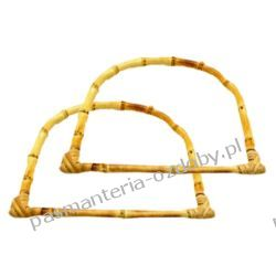 Ucha bambusowe 14x18cm / para Przedmioty do ozdabiania