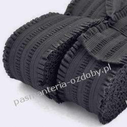Guma LAMBADA 67mm czarna / 0,5m Przedmioty do ozdabiania