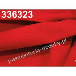 ŁATA MATERIAŁ TERMOPRZYLEPNY 17x45cm czerwony Akcesoria i gadżety