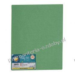 FILC  np do sutasz - arkusz 22x30 cm / 2mm - jasny zielony Koraliki i cekiny