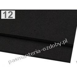 PIANKA DO DEKORACJI 2 mm arkusz 20x30cm - czarna