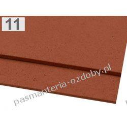 PIANKA DO DEKORACJI 2 mm arkusz 20x30cm - brązowy